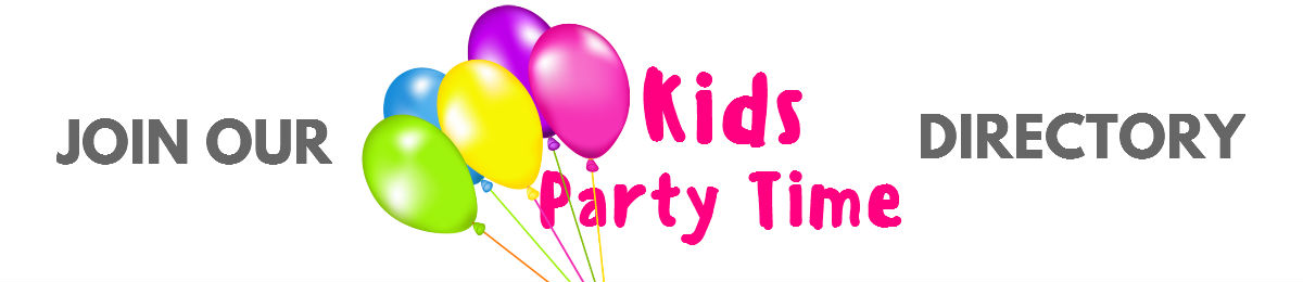 Join our Kids Party Time Directory